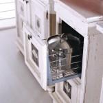 2-drawer module