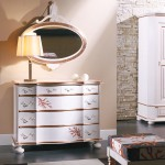 Tyrol 5-drawer chest-of-drawers