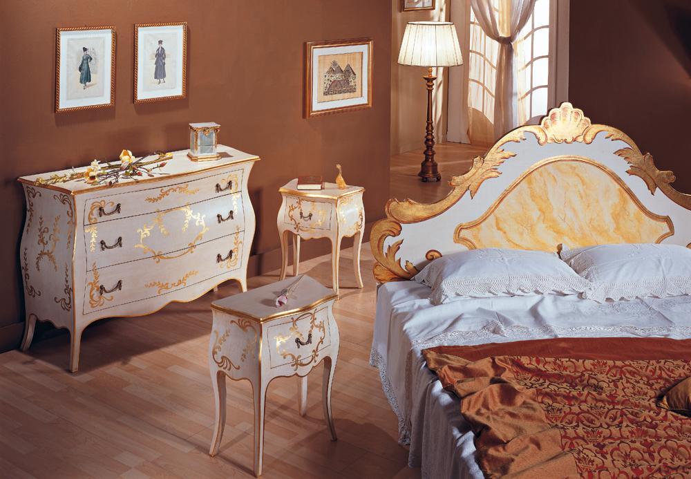 Bedroom mobili veneti for Mobili veneti