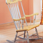 Art. 827 Rocking chair L.63  P.76  H.104