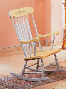Art. 827 Rocking chair L.63  P.76  H.104