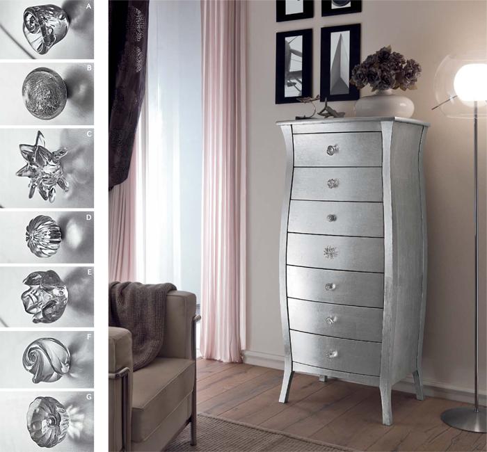 Foto nuova collezione notte mobili veneti for Mobili veneti