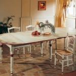 Tavolo ovale 6 gambe