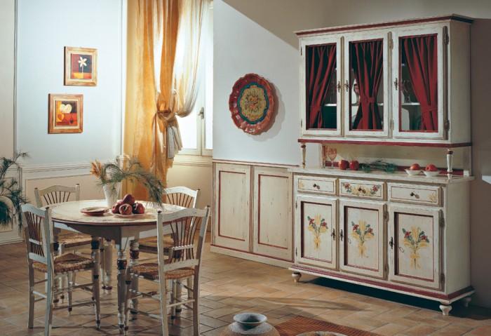 I classici rivisitati cucina mobili veneti for Mobili classici veneto