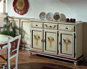 La cucina i classici rivisitati mobili veneti for Mobili classici veneto